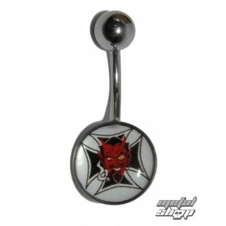 piercing ciondolo Devil - 1PCS - L 118, NNM