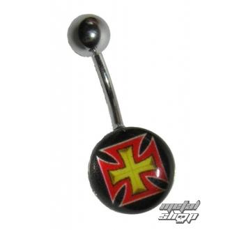 piercing ciondolo Crossl - 1PCS - L 020, NNM