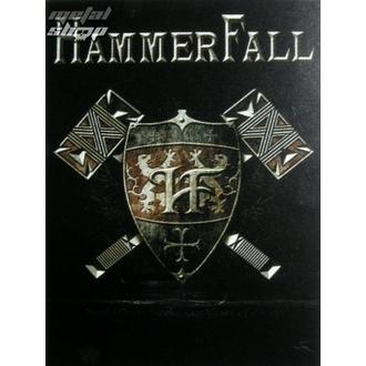 bandiera Hammerfall - Steel incontra Steel, HEART ROCK, Hammerfall