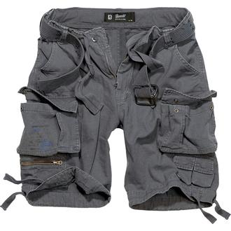 pantaloncini uomo BRANDIT - Gladiator Vintage Shorts Anthracite - 2001/5