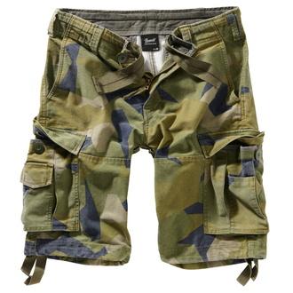 Pantaloncini da uomo BRANDIT - Vintage Cargo - 2002-swedish camo