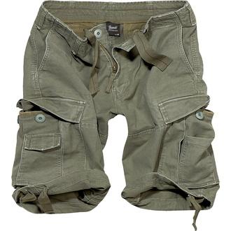pantaloncini uomo BRANDIT - Vintage Shorts Oliv - 2002/1
