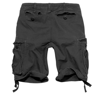 pantaloncini uomo BRANDIT - Vintage Shorts Nero - 2002/2