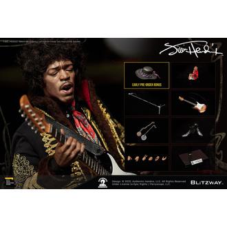 figura (decorazione) Jimi Hendrix, NNM, Jimi Hendrix