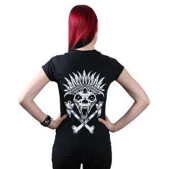 t-shirt hardcore donna - Indian - METAL CHICKS DO IT BETTER, METAL CHICKS DO IT BETTER