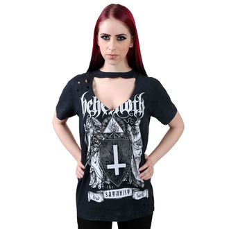 t-shirt metal donna Behemoth - SATANIST - PLASTIC HEAD, PLASTIC HEAD, Behemoth