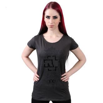 t-shirt metal donna Rammstein - dark grey - RAMMSTEIN, RAMMSTEIN, Rammstein