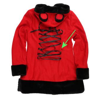 cappotto da donna BANNED - Red - YBN1905 - DANNEGGIATO, BANNED