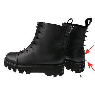 scarpe con cuneo - SPIKE - DISTURBIA, DISTURBIA