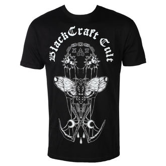 t-shirt uomo - Sacred Moth - BLACK CRAFT, BLACK CRAFT
