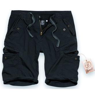 pantaloncini uomo BRANDIT - Iron Vintage Shorts Nero, BRANDIT