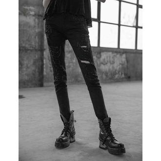 Pantaloni PUNK RAVE - Girl Stalker, PUNK RAVE