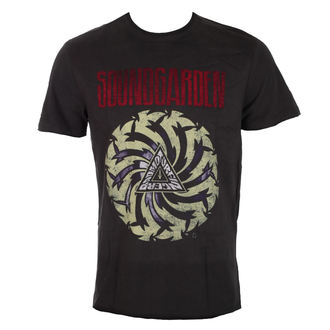 t-shirt metal uomo Soundgarden - CHARCOAL - AMPLIFIED, AMPLIFIED, Soundgarden