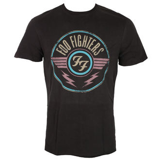 t-shirt metal uomo Foo Fighters - CHARCOAL - AMPLIFIED, AMPLIFIED, Foo Fighters