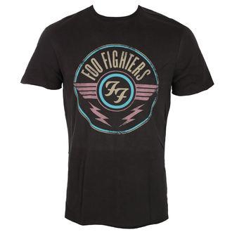 t-shirt metal uomo Foo Fighters - CHARCOAL - AMPLIFIED - ZAV210FFA
