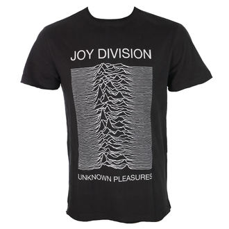 t-shirt metal uomo Joy Division - UNKNOWN PLEASURES - AMPLIFIED, AMPLIFIED, Joy Division