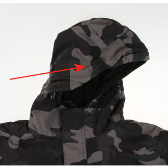 giacca primaverile / autunnale - Windbreaker + Zipper - SURPLUS