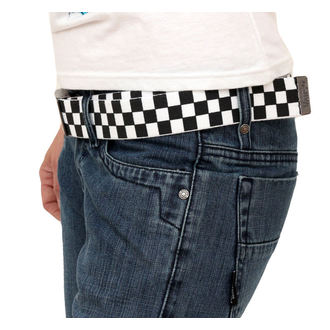 cintura tela VANS - Deppster Tela Belt - BIANCO, VANS