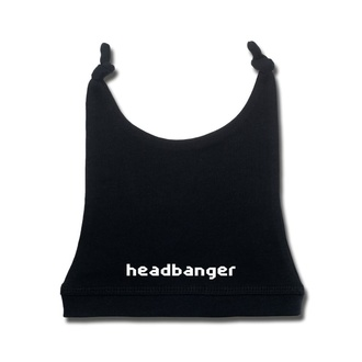 Cappello per bambini headbanger in bianca - black - Metal-Kids, Metal-Kids
