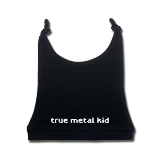 Cappello per i più piccoli true metal kid in white - black - Metal-Kids, Metal-Kids