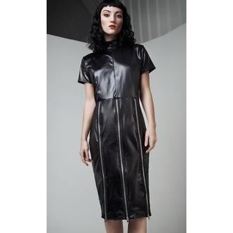 Vestito Da donna DISTURBIA - ZIP PENCIL, DISTURBIA