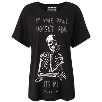 t-shirt donna - Don't Call - KILLSTAR, KILLSTAR