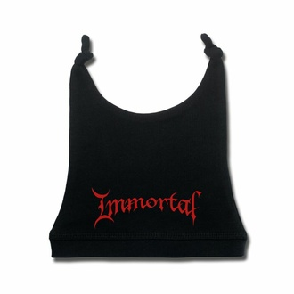 Cappello per bambini Immortal - (Logo) - nero - rosso - Metal-Kids, Metal-Kids, Immortal