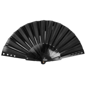 ventaglio PUNK RAVE - Deviless spiked fan, PUNK RAVE