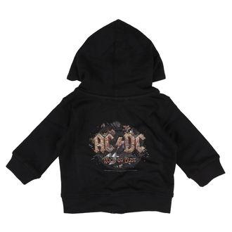 felpa con capuccio uomo AC-DC - Rock or bust - Metal-Kids, Metal-Kids, AC-DC