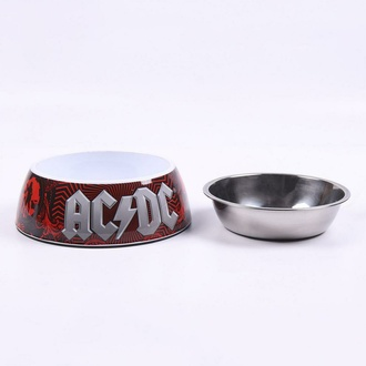Ciotola per cani AC/DC, CERDÁ, AC-DC