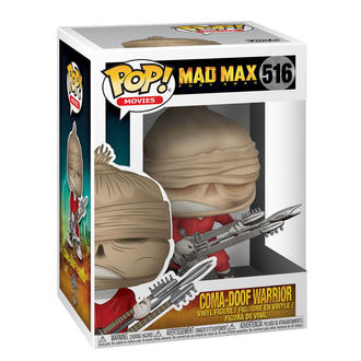 POP figura Pazzo Max - Fury Road POP!  - Coma-Doof, POP