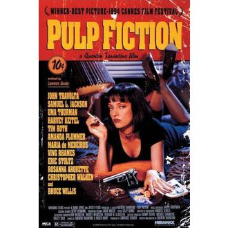 poster Pulp Fiction (Cover) - PP30791, PYRAMID POSTERS, Pulp Fiction