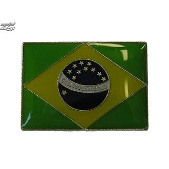 spilla Bandiera Brasile - RP - 104, NNM