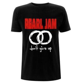 Maglietta da uomo Pearl Jam - Don't Give Up - Nero, NNM, Pearl Jam