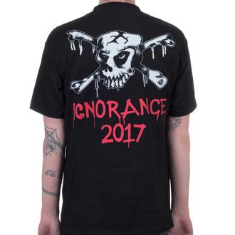 Maglietta da uomo Sacred Reich - 30 Years Of Ignorance - Nero - INDIEMERCH, INDIEMERCH, Sacred Reich