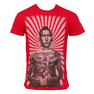 t-shirt street uomo - Brave - SOMETHING SACRED - SSM-27, SOMETHING SACRED