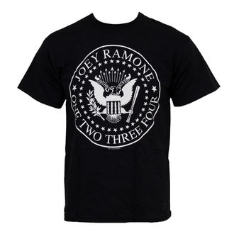 t-shirt metal uomo Ramones - 1234 Seal - ROCK OFF, ROCK OFF, Ramones