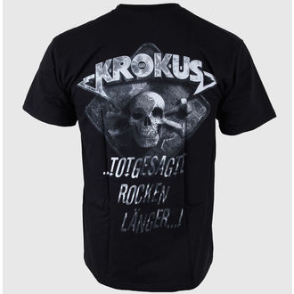 t-shirt metal uomo Krokus - 185564 - ART WORX, ART WORX, Krokus