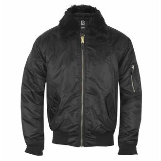 Giacca invernale da uomo modello bomber BRANDIT - MA2 Jacket Fur Collar, BRANDIT