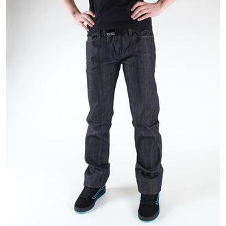 pantaloni donna (jeans) CIRCA - Punto metallico Straight Jean, CIRCA