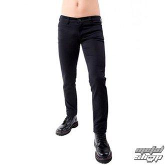 pantaloni uomo Nero Pistol - Vicino Pantaloni Denim Nero, BLACK PISTOL