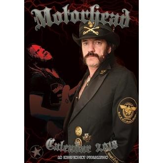 Calendario anno 2018 Motörhead, Motörhead