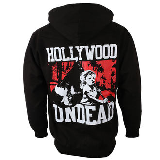 felpa con capuccio uomo Hollywood Undead - DIRTY - PLASTIC HEAD, PLASTIC HEAD, Hollywood Undead