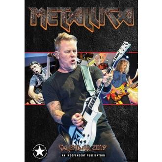Calendario per anno 2019 - Metallica, NNM, Metallica