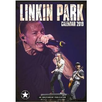 Calendario per anno 2019 - Linkin Park, NNM, Linkin Park