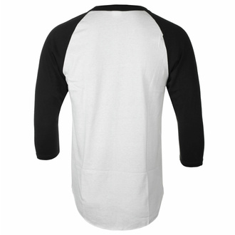 Maglietta da uomo con maniche a ¾ Red Fang - Fang - bianca - INDIEMERCH, INDIEMERCH, Red Fang