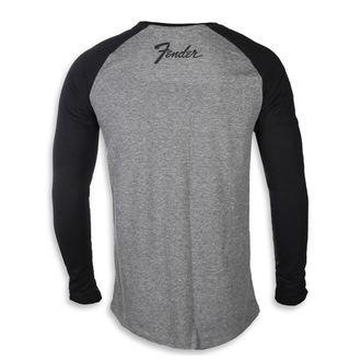 maglietta con lungo maniche FENDER, FENDER