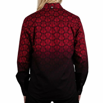 Camicia da uomo con una manica lunga WORNSTAR - Amaryllis - Ruby, WORNSTAR