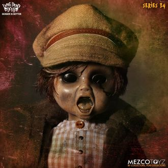 Bambola Living Dead Dolls - The Time Has Come To Tell The Tale - Tommy Battente, LIVING DEAD DOLLS