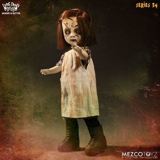 Bambola Living Dead Dolls - The Time Has Come To Tell - Cenere sottovento, LIVING DEAD DOLLS